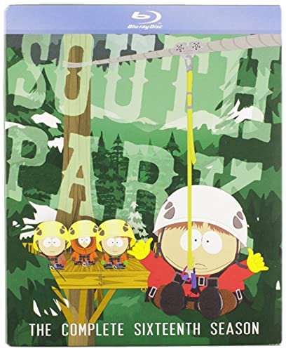 South Park: The Sixteenth Season [Blu-ray] DVD