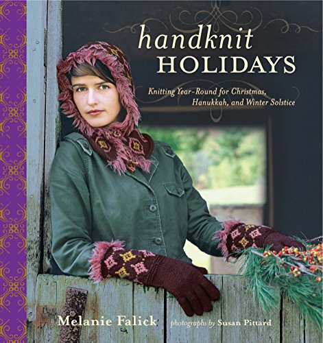 Handknit Holiday by Melanie Falick
