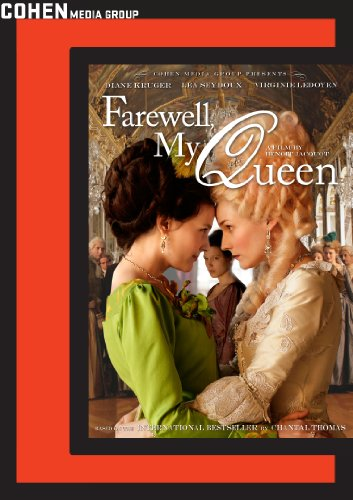 Farewell My Queen DVD