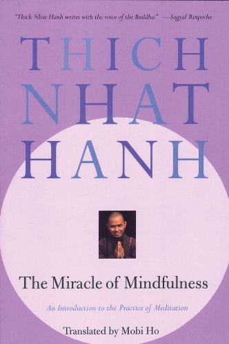 Book The Miracle of Mindfulness