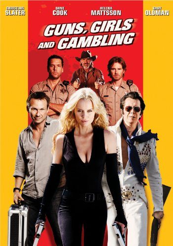 Guns, Girls and Gambling DVD