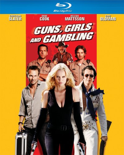 Guns, Girls and Gambling [Blu-ray] DVD