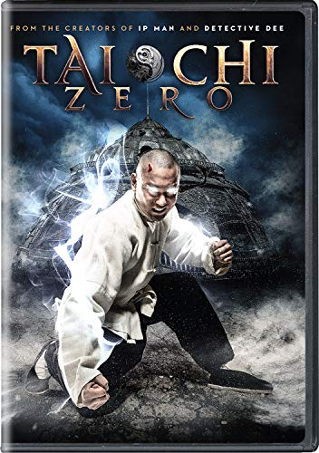 Tai Chi Zero DVD