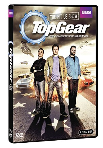 Top Gear: The Complete Second Season  DVD