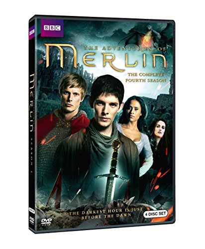 Merlin: The Complete Fourth Season DVD
