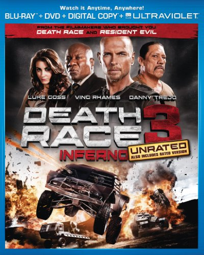 Death Race 3: Inferno [Blu-ray] DVD