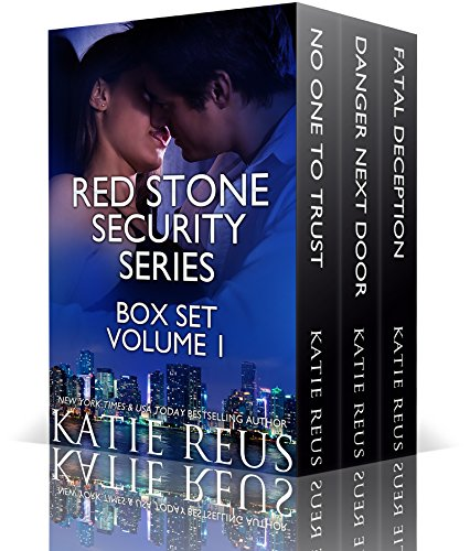 Book Red Stone Security Box set Vol 1