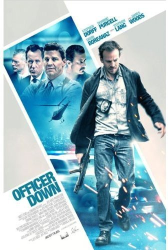 Officer Down DVD