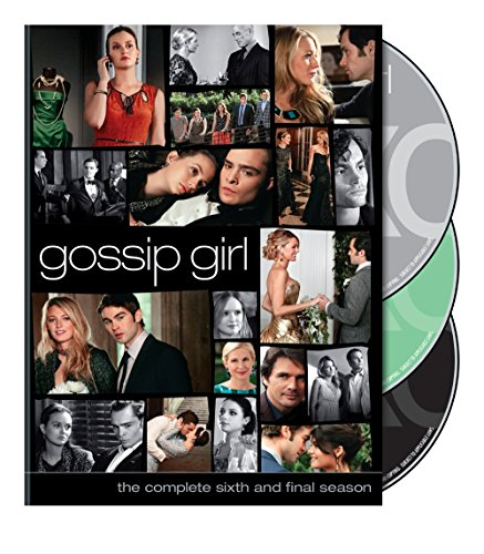 Gossip Girl: The Complete Sixth Season DVD