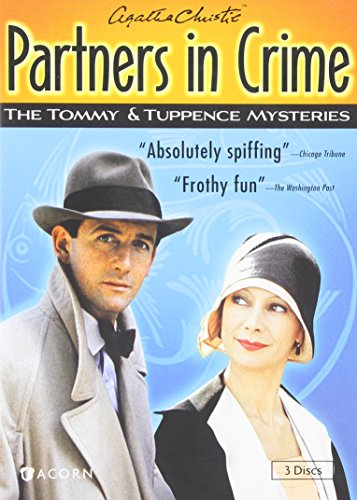 Agatha Christie Partners in Crime: The Tommy & Tuppence Mysteries cover