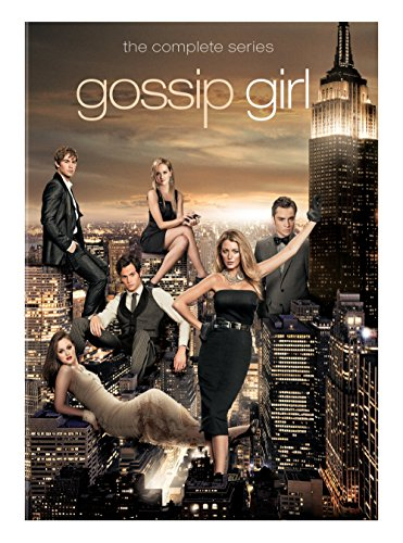 Gossip Girl: The Complete Series DVD