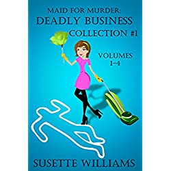 Maid for Murder: Deadly Business