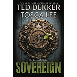 Sovereign (The Books of Mortals Book 3)