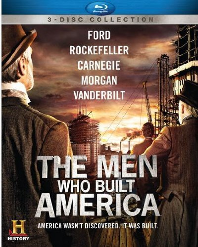 Men Who Built America [Blu-ray] [Import]