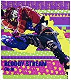 BLOODY STREAMのCDジャケット