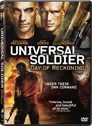 Universal Soldier: Day of Reckoning DVD