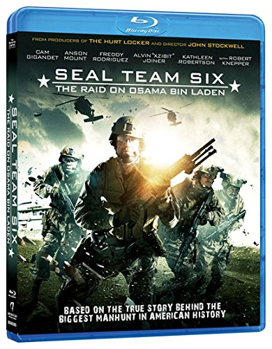 Seal Team Six: The Raid On Osama Bin Laden [Blu-ray] DVD