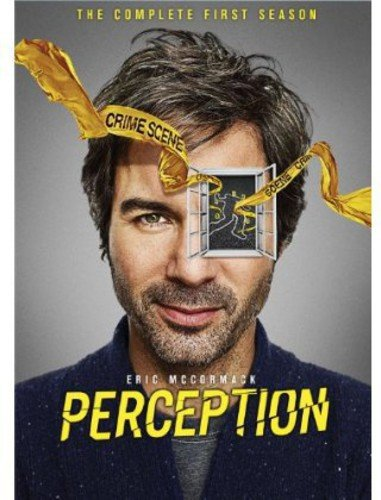 Perception : The Complete First Season DVD