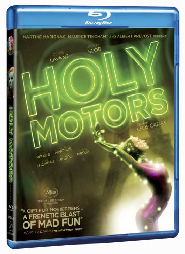 Holy Motors [Blu-ray] DVD