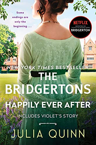 Book The Bridgertons: Happily Ever After