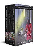 Free eBook - Savannah Martin Mysteries Box Set 1 3