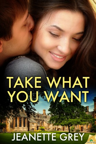 RITA Reader Challenge: Take What You Want by Jeanette Grey