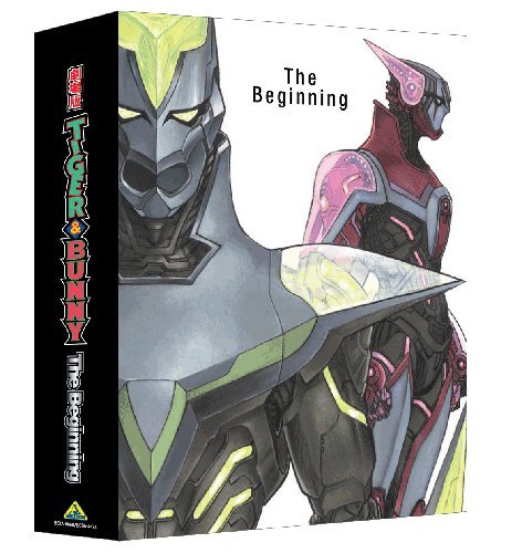 Amazon で TIGER & BUNNY -The Biginning- を買う
