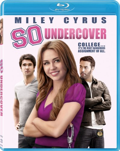 So Undercover [Blu-Ray] DVD