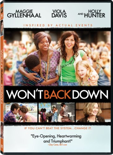 Won't Back Down DVD