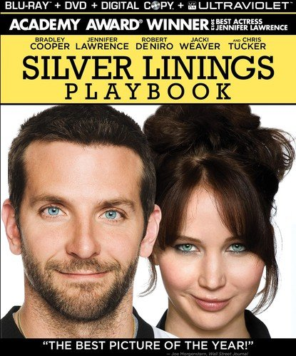Silver Linings Playbook [Blu-ray] DVD