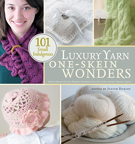 Book Luxury Yarn One Skein Wonders