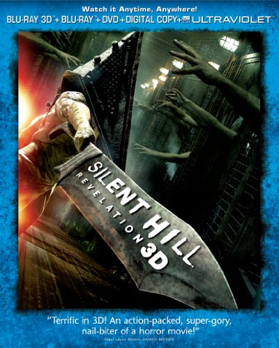 Silent Hill: Revelation 3D  DVD