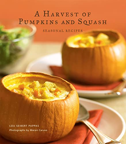 Book Harvest of Pumpkins and Squash