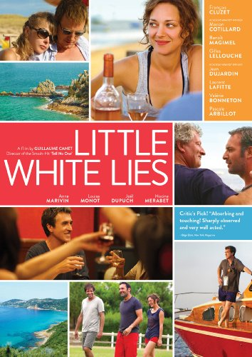 Little White Lies DVD