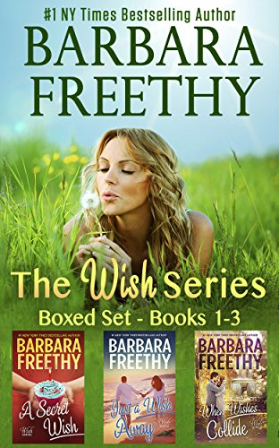 Books on Sale: The Wish Series Boxed Set by Barbara Freethy & More