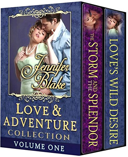 Love and Adventure Collection - Part 1 (Love and Adventure Boxed Sets) by Jennifer Blake