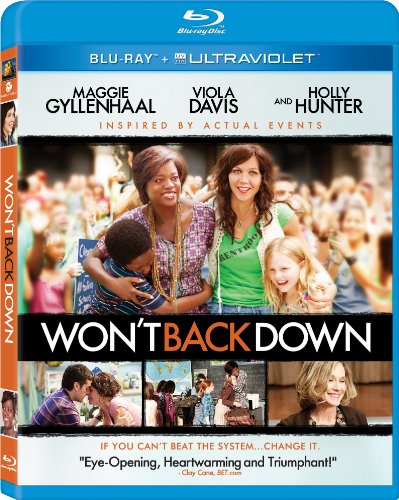 Won't Back Down [Blu-ray] DVD