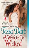 Book A Week to be Wicked - Tessa Dare