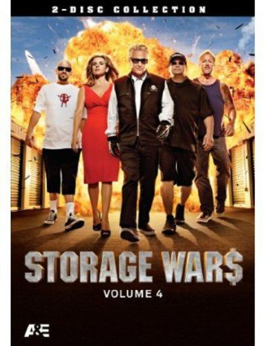 Storage Wars 4 DVD