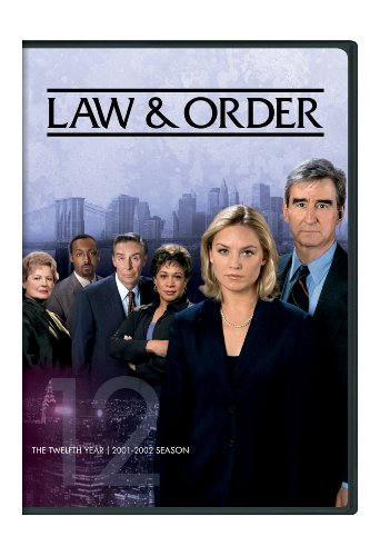 Law &amp; Order: The Twelfth Year DVD