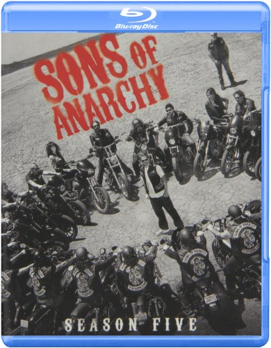 Sons of Anarchy: Season Five [Blu-ray] DVD