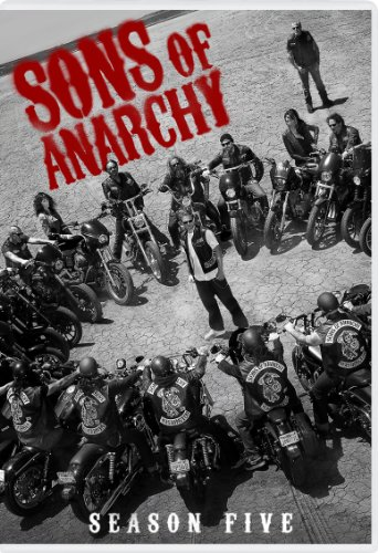 Sons of Anarchy: Season Five DVD