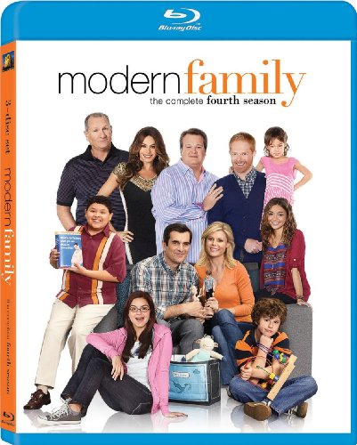 Modern Family: The Complete Fourth Season [Blu-ray] DVD
