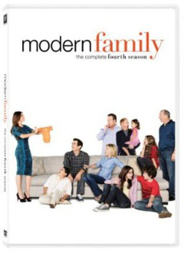 Modern Family: The Complete Fourth Season DVD