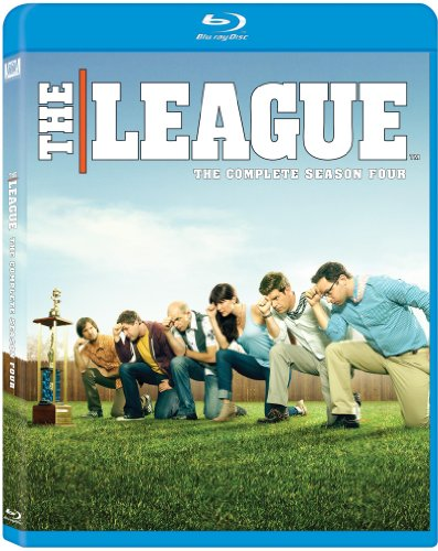 The League: Season Four [Blu-ray] DVD