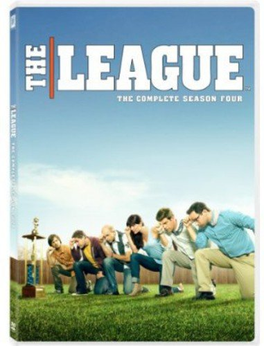 The League: Season Four DVD