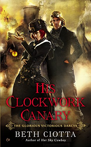 Book His Clockwork Canary