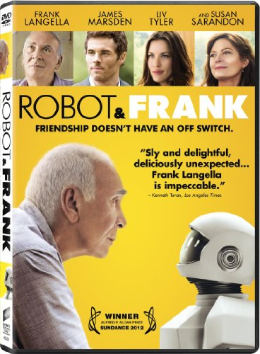 Robot and Frank DVD