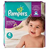 Pampers Premium Protection Active Fit Nappies, Monthly...