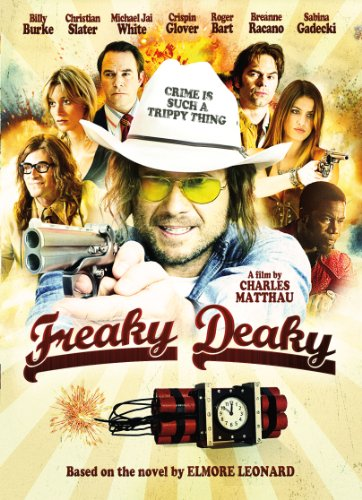 Freaky Deaky DVD